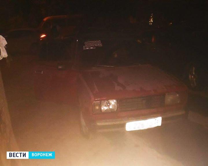 В Воронеже разыскиваемого преступника поймали после продолжительной погони