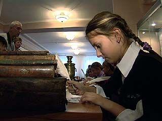 В Воронеже решили возродить опыт старорусской школы