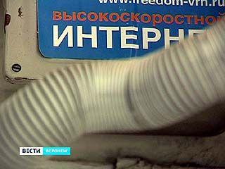 В Воронеже с поличным задержали похитителя интернет-коммутаторов