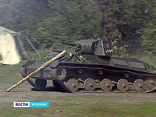 В Воронеже с помощью ростовского танка взяли Берлин