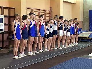 В Воронеже собрались будущие мировые звезды прыжков на батуте
