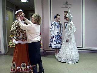В Воронеже собрались коллекционеры народных костюмов