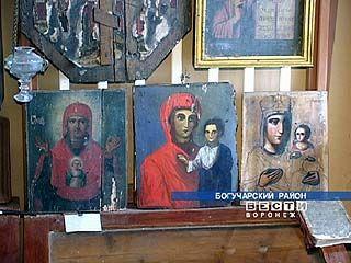 В Воронеже состоится освящение поклонных икон