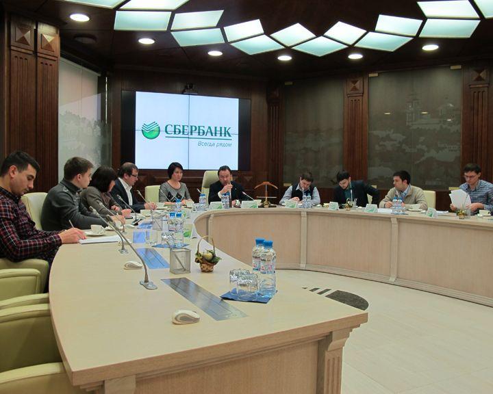 В Воронеже состоялась пресс-конференция председателя ЦЧБ ПАО Сбербанк Владимира Салмина