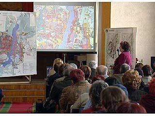 В Воронеже состоялись  слушания генерального плана