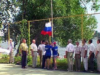 В Воронеже состоялось открытие Первенства России по гребле