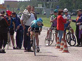 В Воронеже состоялось первенство России по велоспорту