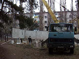 В Воронеже состоялся очередной митинг против строительства