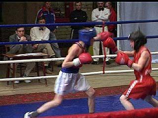 В Воронеже состоялся турнир по боксу