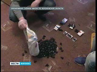 В Воронеже сотрудники наркоконтроля поймали зайца, набитого героином