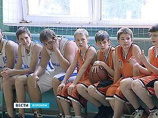 В Воронеже создали специальный баскетбольный лагерь