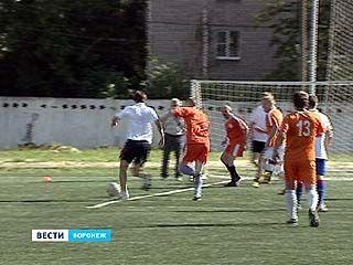 В Воронеже стало больше любительских футбольных команд