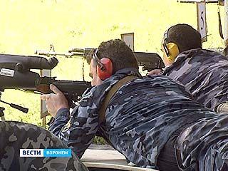 В Воронеже стартовал чемпионат по стрельбе из боевого стрелкового оружия