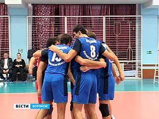 В Воронеже стартовал чемпионат России по волейболу среди мужских команд