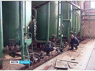 В Воронеже стартовал пробный пуск тепла