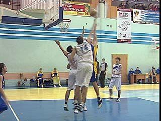В Воронеже стартовал второй круг первенства России по баскетболу