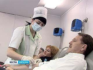 В Воронеже стартовала Неделя донора