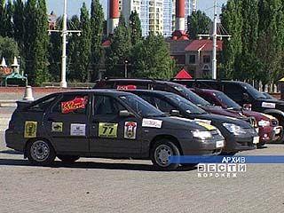 В Воронеже стартует автопробег