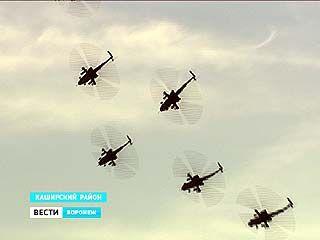 В Воронеже стартует конкурс военных лётчиков