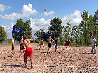 В Воронеже стартует первенство по пляжному волейболу