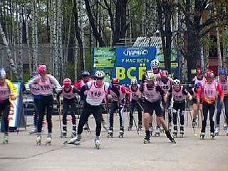 В Воронеже стартуют соревнования по лыжероллерам
