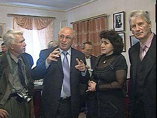 В Воронеже торжественно открыли Областной дом литератора