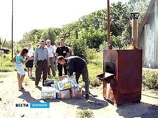 """В Воронеже уничтожили почти 150 килограммов """"гостинцев"""" из Еревана"""