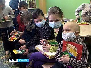 В Воронеже устроили праздник для пациентов онкоцентра
