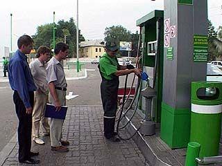 В Воронеже вновь поднялись цены на бензин