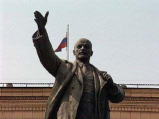 В Воронеже возведено 28 монументов вождю мирового пролетариата