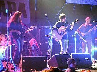 В Воронеже впервые прошёл ночной рок-концерт