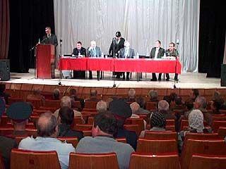 В Воронеже впервые проводится Земский Собор