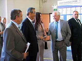 В Воронеже встречали делегацию японских бизнесменов