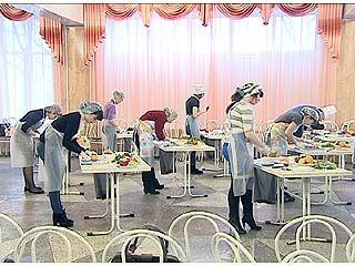 В Воронеже выбрали лучшего юного кулинара