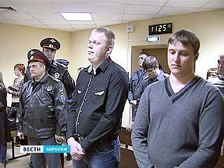 В Воронеже вынесли приговор двум бывшим полицейским