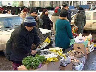 В Воронеже вырастут штрафы за торговлю на улицах