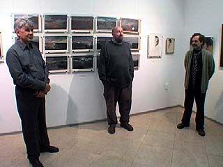 В Воронеже выставлены картины современных художников Грузии