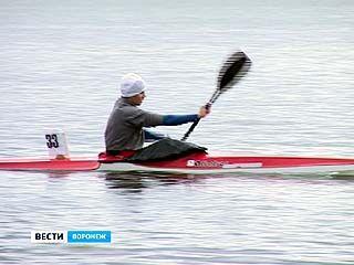 В Воронеже закончился сезон соревнований по гребле на байдарках и каное