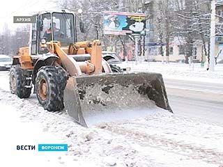 В Воронеже залатают дыры  на дорогах