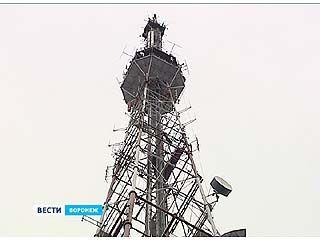 В Воронеже запустили цифровое телевидение