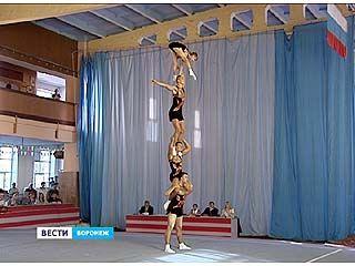 В Воронеже завершается чемпионат России по спортивной акробатике