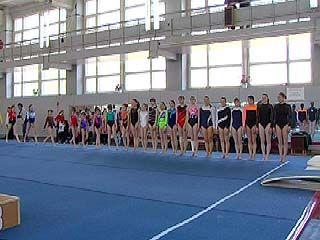 В Воронеже завершились соревнования по спортивной гимнастике