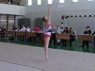 В Воронеже завершилось первенство области по художественной гимнастике