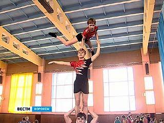 В Воронеже завершилось первенство ЦФО по спортивной акробатике