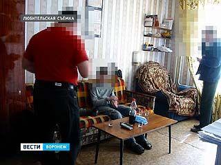 Порно скрытая камера на съемной квартире 298
