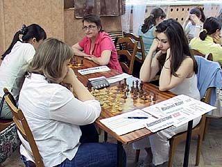 В Воронеже завершился 59 чемпионат России по шахматам среди женщин