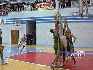 В Воронеже завершился баскетбольный сезон