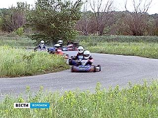 В Воронеже завершился второй этап Кубка Черноземья по картингу
