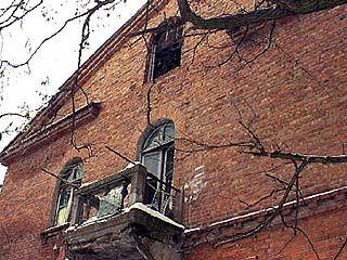 В воронежских домах обваливаются потолки