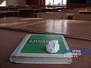 В воронежских школах отменены занятия